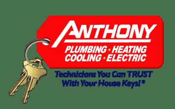 Anthony Plumbing, Heating, Cooling & Electric logo